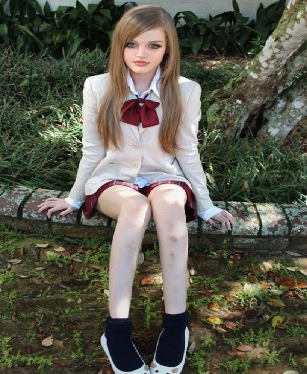 Dakota Rose-Real Life People Who Have Become Dolls