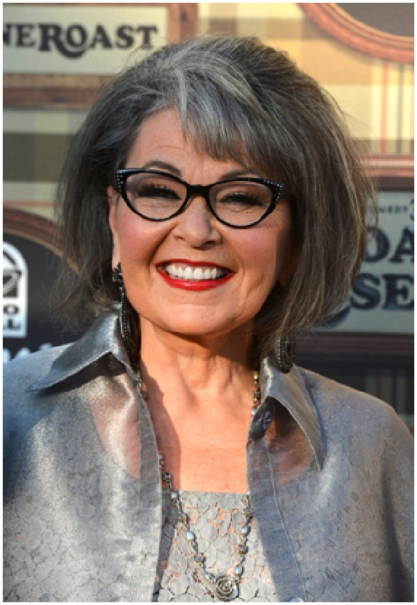 Roseanne Barr-Celebrities Who Are Twitter Addicts