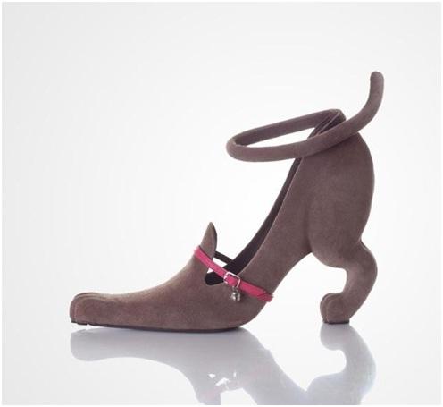 Miao Heel-Crazy Yet Creative High Heel Designs By Kobi Levi
