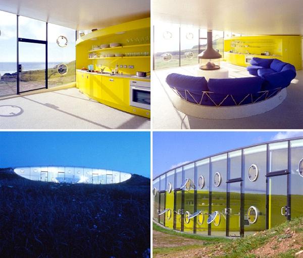 Amazing underground homes for Malator underground eco house