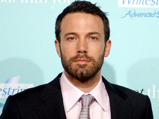 Ben Affleck-Celebrities Who Don't Drink At All