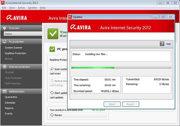 Avira-Best Anti Virus Companies