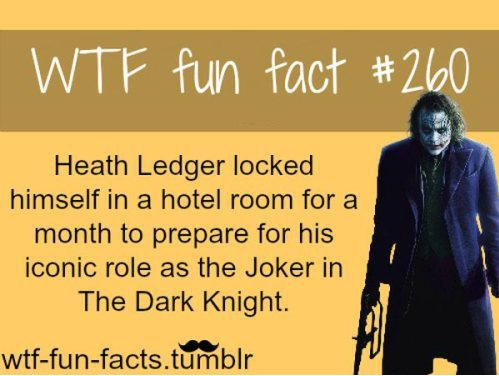Dark Knight-Surprising Unknown Facts About Hollywood Movies