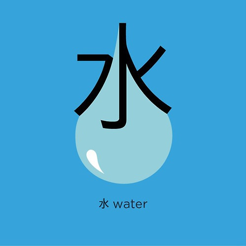 Water-Amazing And Easy Chinese Language Learning By Shao Lan