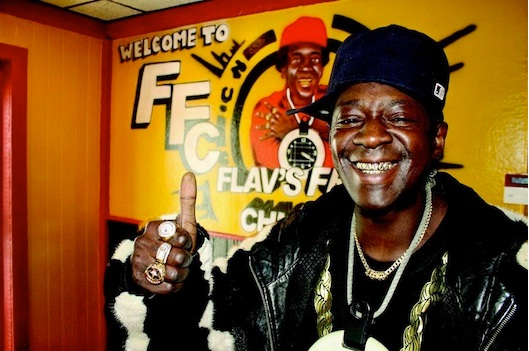 Flav's Fried Chicken-Failed Celebrity Businesses