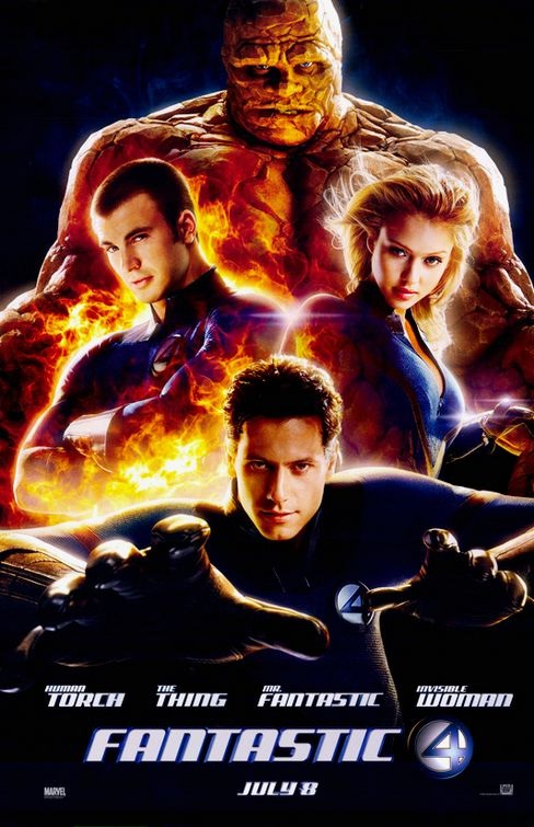 Fantastic Four-Superhero Movies That Disappointed Us