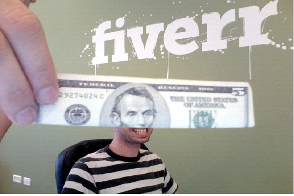 Do Small Jobs on Fiverr-How To Make Money As A Teen