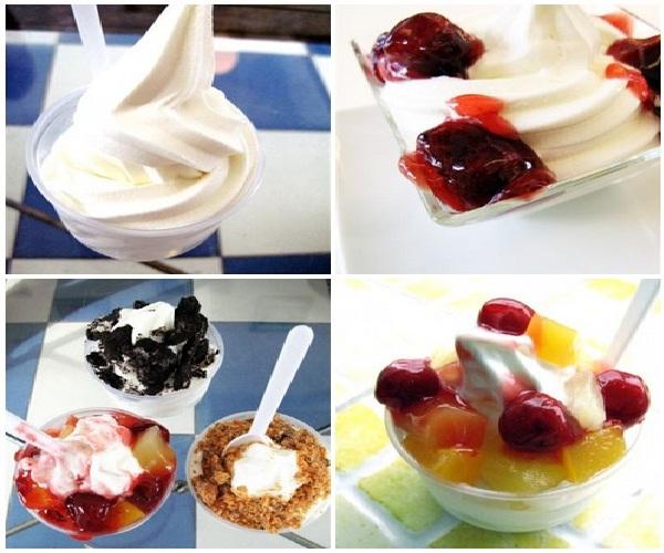 Frozen Yoghurt-Unhealthy Foods That Seem Healthy