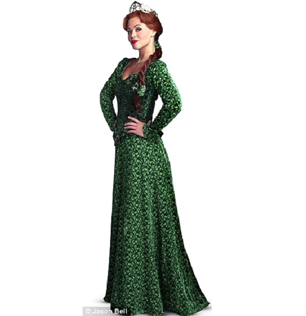 Merida-Disney Dresses