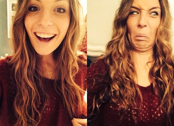 Has somebody farted?-12 Photos That Show Pretty Girls Making Ugly Faces