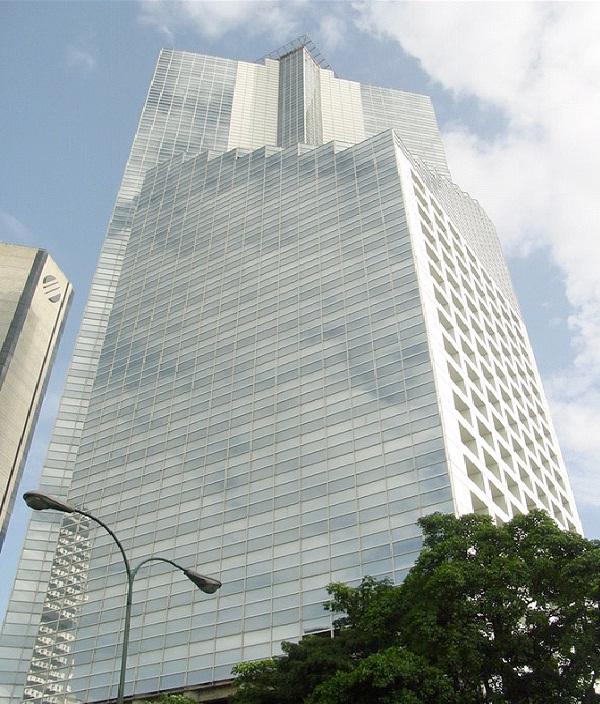 Centro Financiero Confinanzas - Venezuela-Amazing Abandoned Mega Structures