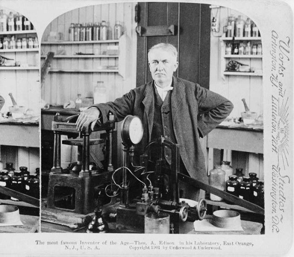 Thomas Edison-Things You Didn't Know About Inventors