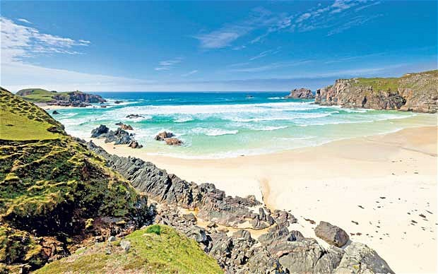 Scotland, Atlantic and North Sea-Most Beautiful Beaches In The World