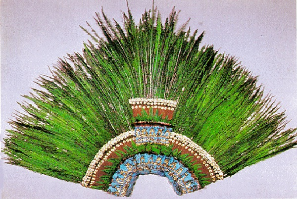 They Wore Expensive Head Dresses-Amazing Aztec Facts