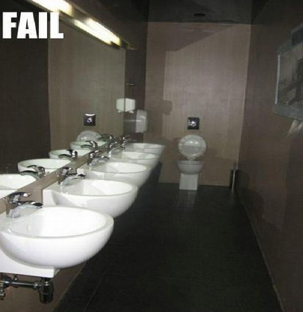 The Award Goes To 39 Simple 39 Design Hilarious Toilet Fails