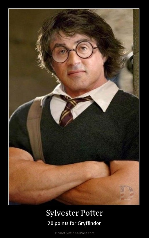 Sly is worth more-'10 Points For Gryffindor' Memes