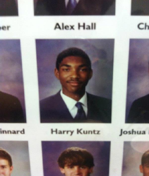 Harry Kuntz-Worst Names For The School Yearbook