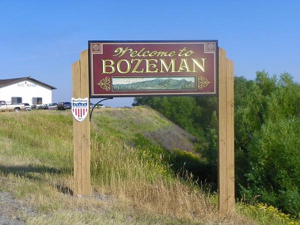 Bozeman, MT-Americas Most Drunken Cities