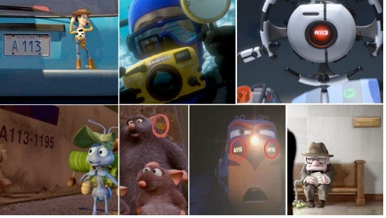 A113-Mind Blowing Facts About Pixar That You Probably Didn't Know