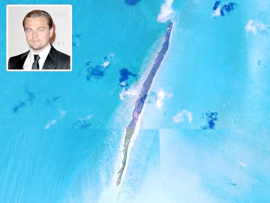 Leonardo DiCaprio-Celebrities Who Own A Private Island