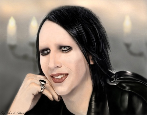 Marilyn Manson vs. A bandmate-Most Stupid Lawsuits In Music