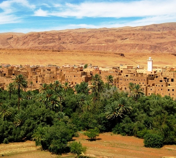 Tinerhir Oasis, Morocco-Beautiful Oases Around The World