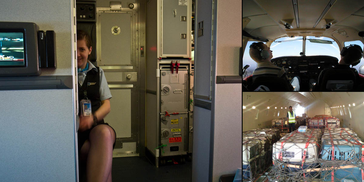 15 Confessions from Pilot and Flight Attendants that Will Give You Nightmares