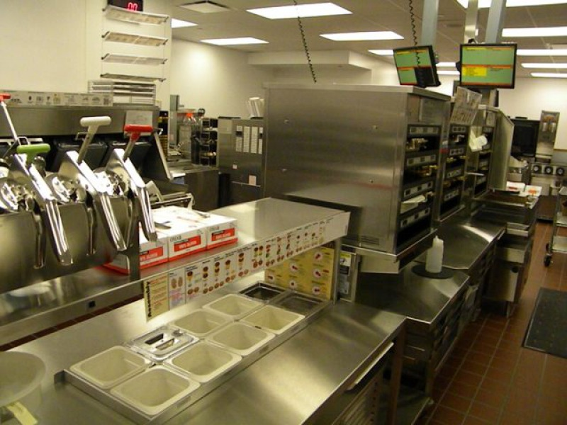 Their Kitchen Rooms are Usually Clean-15 McDonald's Secrets Their Employees Are Hiding From You