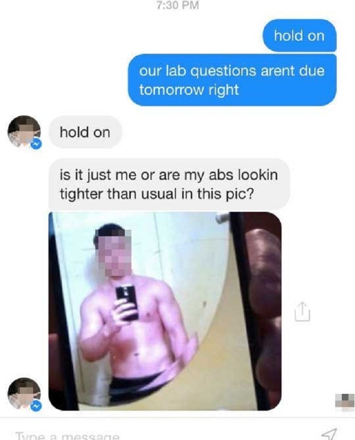 This guy Who is a Wannabe Arnold Schwarzenegger -15 Desperate F*** Boys Who Are Just After One Thing