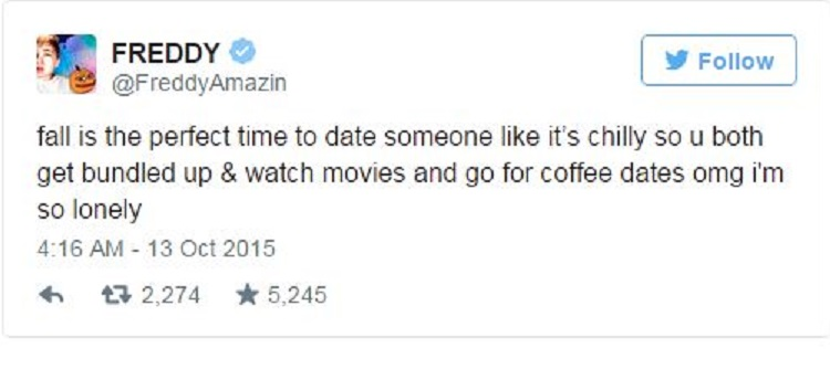 Endless Dreaming-15 Funniest Tweets About Single Life