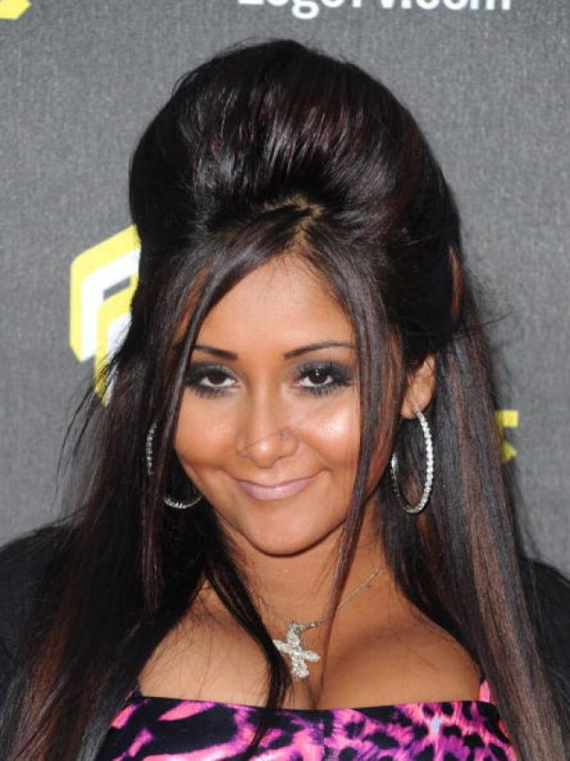 Snooki - Nicole P.-12 Celebrity Nicknames You Probably Don't Know Of