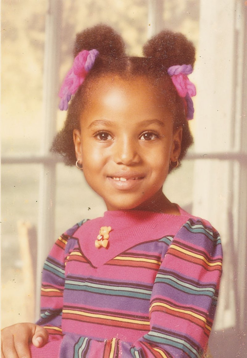 Kerry Washington-15 Cutest Childhood Photos Of Famous Celebrities