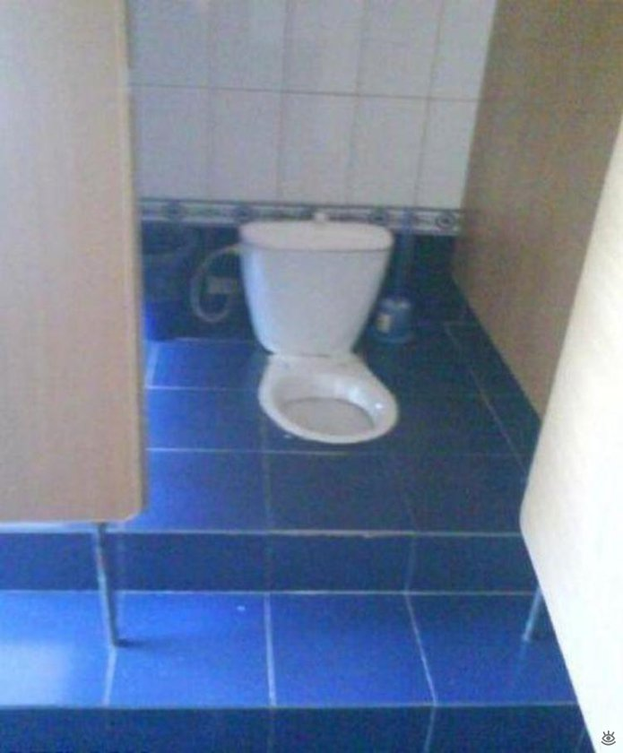 What Kind of a Toilet is this-15 Architecture Fails