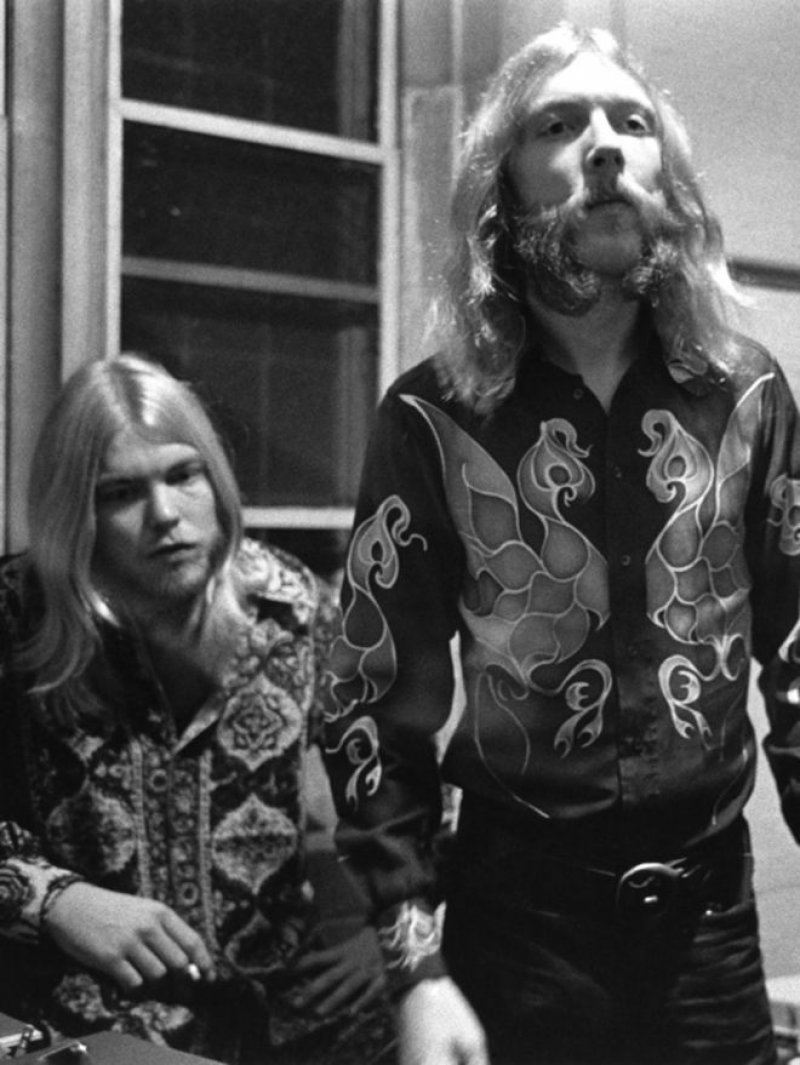 Gregg And Duane Allman-12 Celebrities Whose Parents Got Murdered