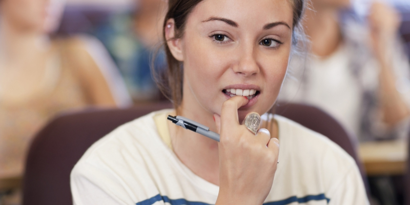 Danger of Eating Nail Polish-Here's What Nail Biting Can Do To You