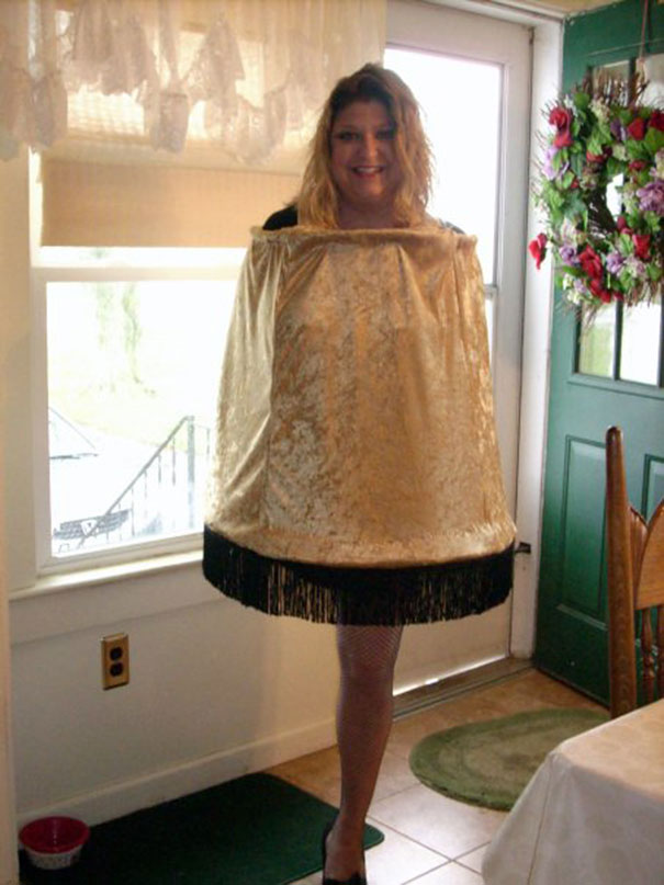That Costume is a Christmas Gift-15 Amputees With Awesome Sense Of Humor
