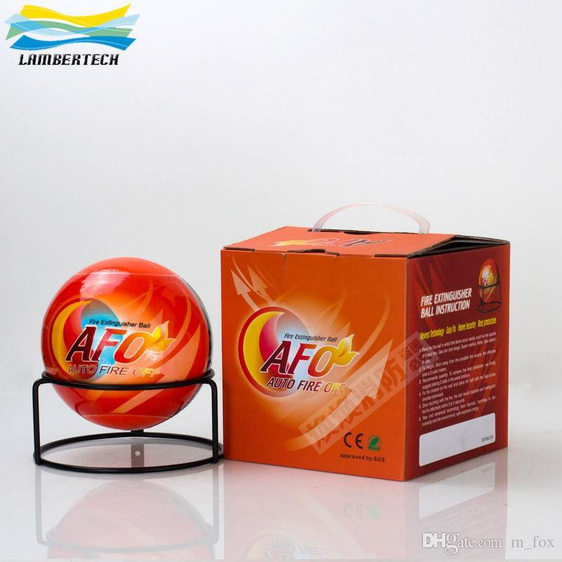 AFO Fire Extinguisher Ball-12 Gadgets That Make You Want To Say Dude I Want That