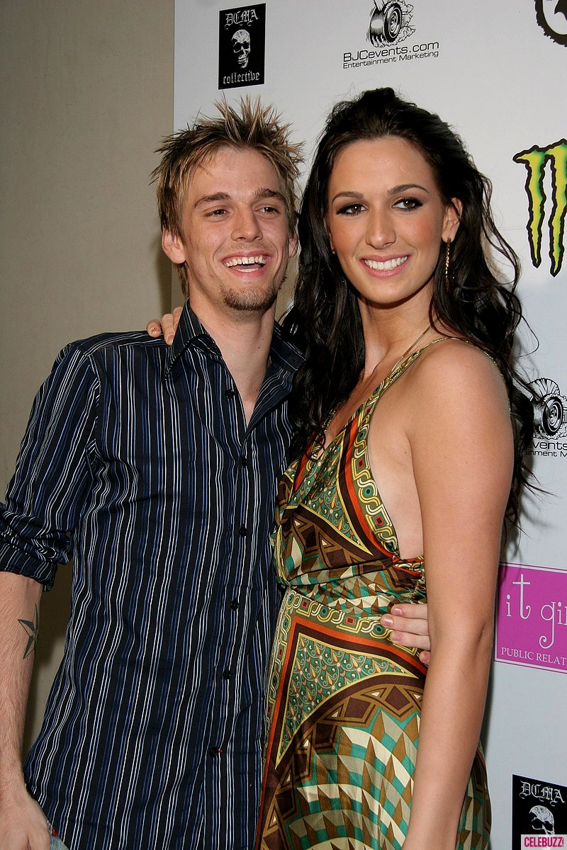 Aaron Carter-12 Celebrities You Didn't Know Had A Twin Sibling