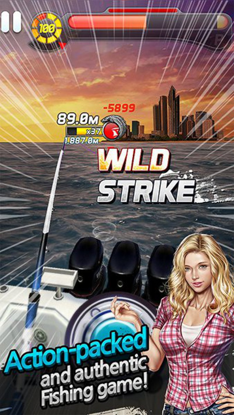 Ace Fishing Wild Catch-12 Top Fishing Games For Mobile