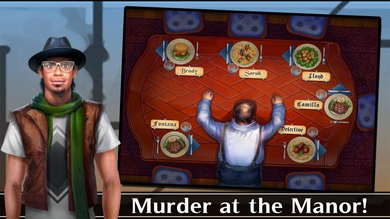 Adventure Escape: Murder Manor-12 Best Crime Investigation Games For Mobile