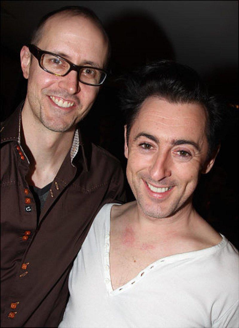 Alan Cumming-12 Gay Celebrities Who Married Same Sex Partners