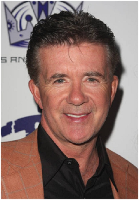 Alan Thicke co-wrote the theme songs for