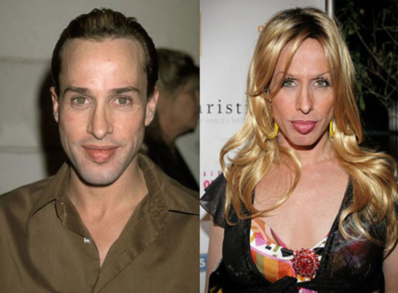 Alexis Arquette-12 Famous Transgender Celebrities You Probably Never Heard About