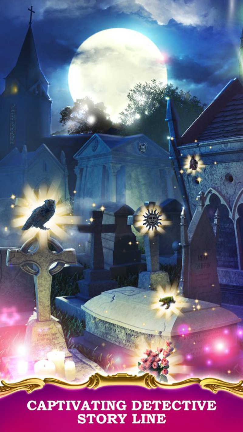 Alice In The Mirrors Of Albion-12 Best Hidden Object Games For IOS And Android