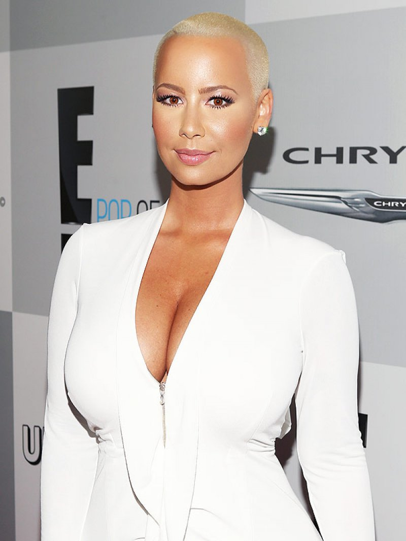 Amber Rose's Stripper Name-12 Famous Celebrities And Their Stripper Names