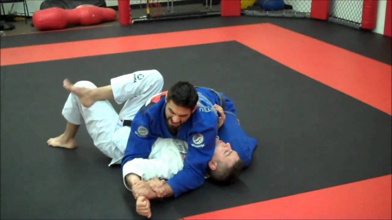 Americana Lock-12 Essential Brazilian Jiu Jitsu Techniques You Can Master At Home