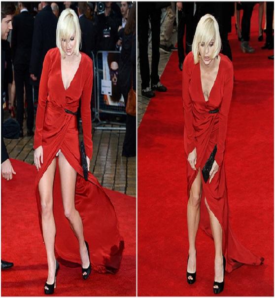 Anna Faris Tighty Whitees-Top 15 Worst Celebrity Wardrobe Malfunctions