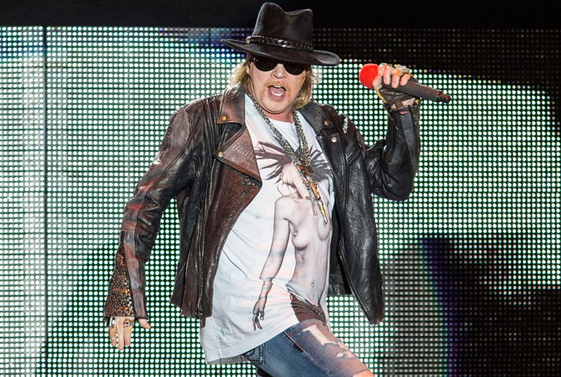 Axl Rose Net Worth (0 Million)-120 Famous Celebrities And Their Net Worth