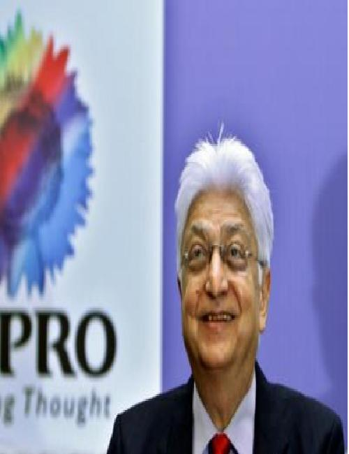 Azim Premji-Biggest Philanthropist In The World