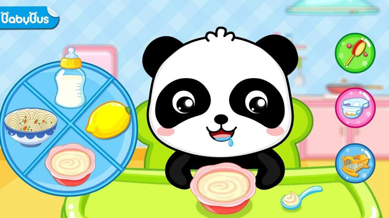 Baby Panda Care-12 Best Panda Games For IOS And Android